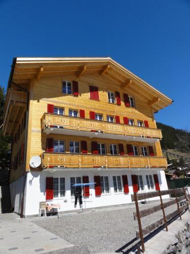Chalet Schönbühl - Apartment - Mürren