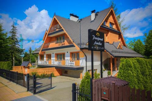 Pensjonat Arnika - Accommodation - Zakopane