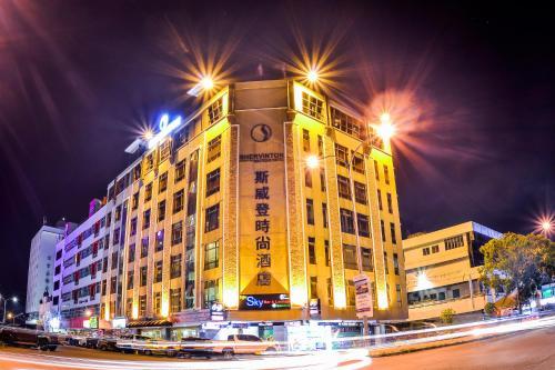 Shervinton Executive Boutique Hotel