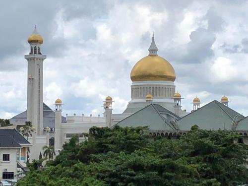 Hostelite Brunei, Kianggeh