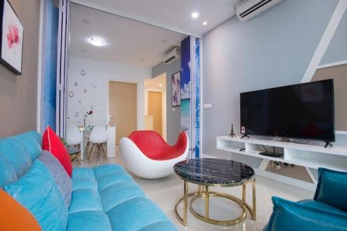 Impressive KLCC View With Family Comfort Home, Kuala Lumpur