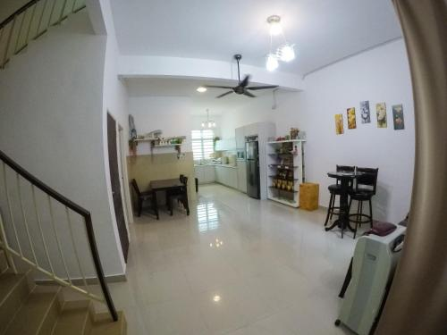 Comfort Room in Bungalow 10min to Straits Quay 3A, Pulau Penang