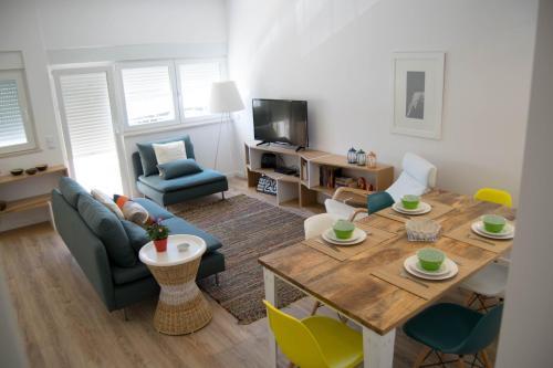Fantástico apartamento a 200m da Praia