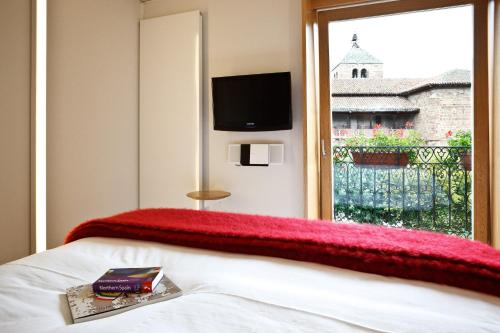 Double Room with Garden View - single occupancy Echaurren Hotel Gastronómico 3