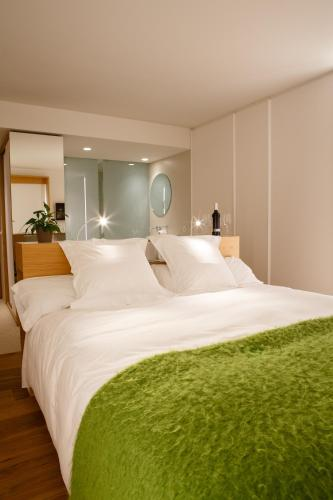 Double Room with Garden View - single occupancy Echaurren Hotel Gastronómico 2