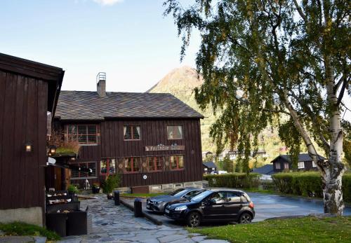 . Fossheim Hotel Lom