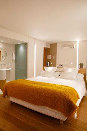 Habitación Doble Estándar - Uso individual Echaurren Hotel Gastronómico 3