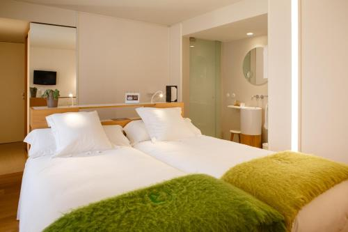 Habitación Doble Estándar - Uso individual Echaurren Hotel Gastronómico 1
