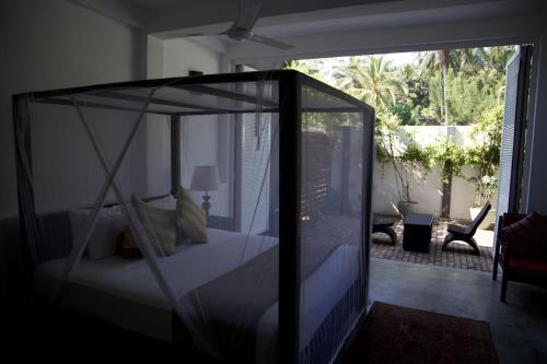 Deluxe Room with Private Courtyard