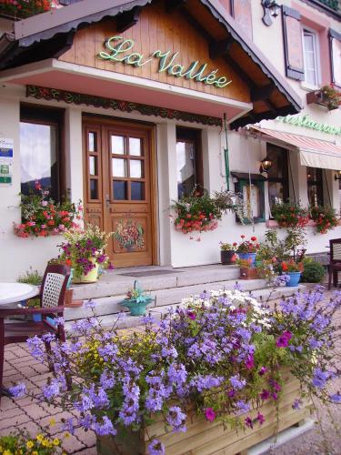 Hôtel La Vallée - Hotel - Xonrupt-Longemer
