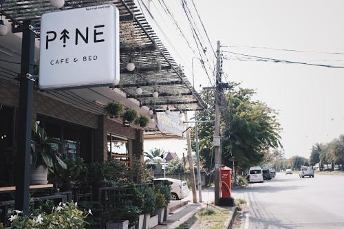 PINE cafe'&bed impression