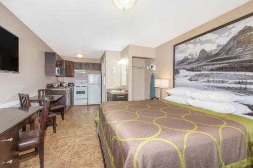 Super 8 by Wyndham Fort McMurray - Fort McMurray, AB T9H 5E6