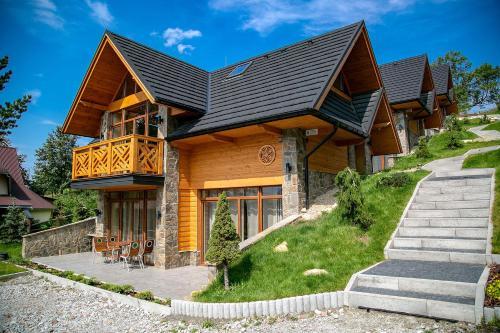 Tatrza?skie Echo Domki Regionalne - Chalet - Zakopane
