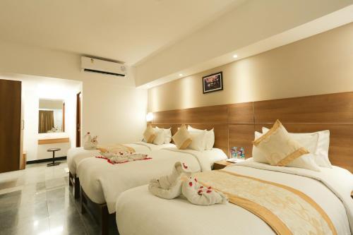 Zip by Spree Hotels Mangala International - Coimbatore