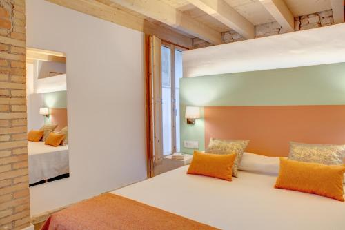 Habitación Doble de uso individual para estancias de negocios Hotel La Freixera 3