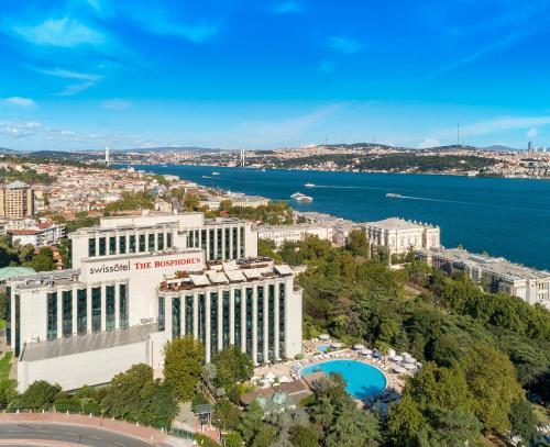 Istanbul Swissotel The Bosphorus Istanbul adres