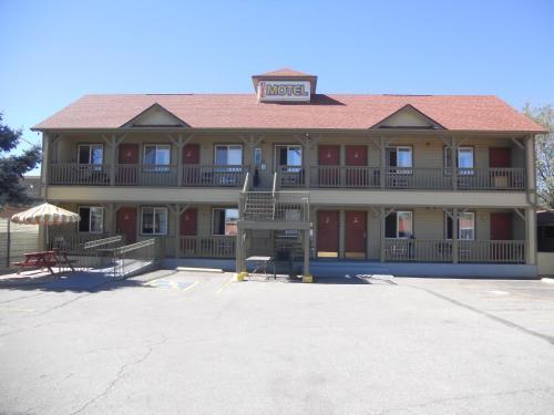 Фото отеля Ute Motel
