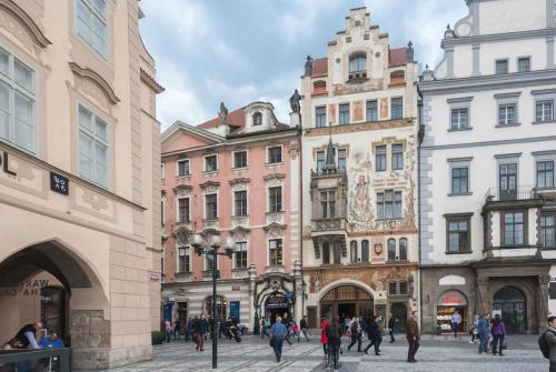 Hotel-overnachting met je hond in True Old Town Square Apartments - Prague - Praag 1