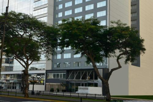 Avenida Jose Pardo, 879 Roma Corner, Miraflores, Peru.