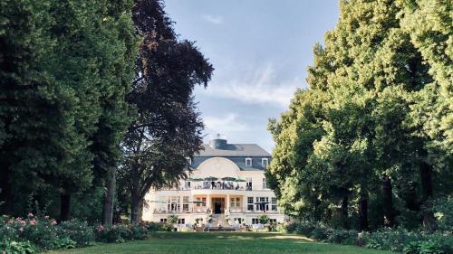 Kasteel-overnachting met je hond in Hotel Schloss Teutschenthal - Teutschenthal