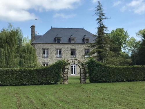 La Rivière, 50480 Sainte-Marie-Du-Mont, Normandy, France.