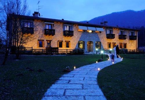 Accommodation in Revine Lago