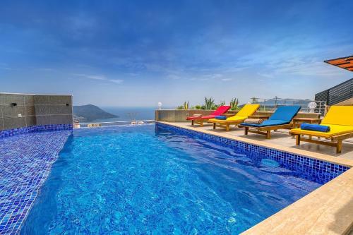 book Antalya Hill Villas Kalkan