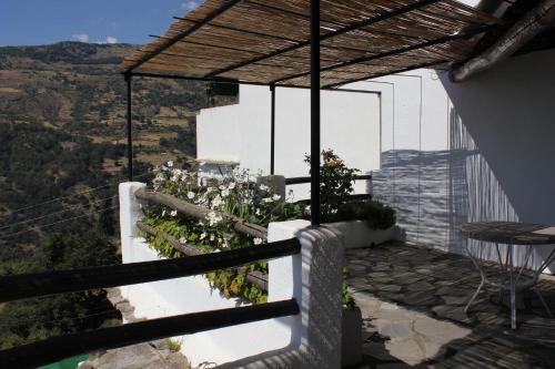 Accommodation in Bubión