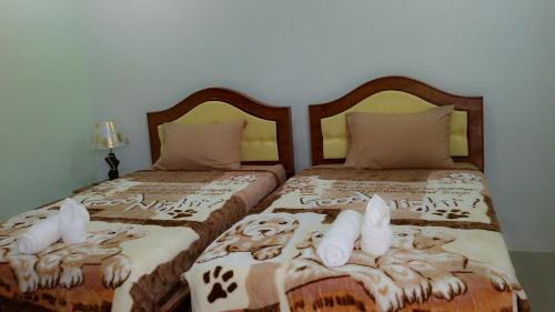 บ้านไร่ภูพิงค์ รีสอร์ท, Kantharalak