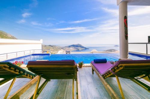 Kalkan Villa Premium - Hill Villas Kalkan adres