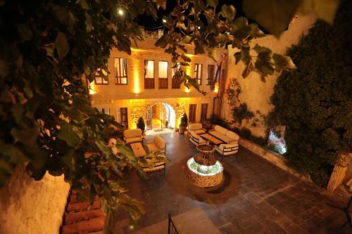 Urgup Aja Cappadocia Cave Hotel