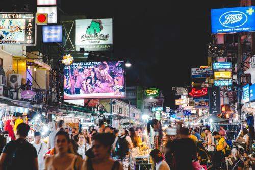D Hostel Bangkok photo 61