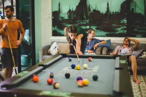 D Hostel Bangkok photo 62
