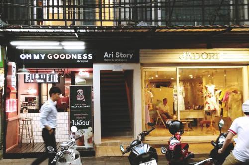 Ari Story Hostel Bangkok