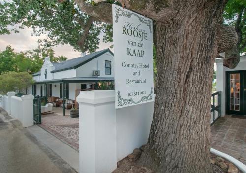 Hotel Roosje Van De Kaap