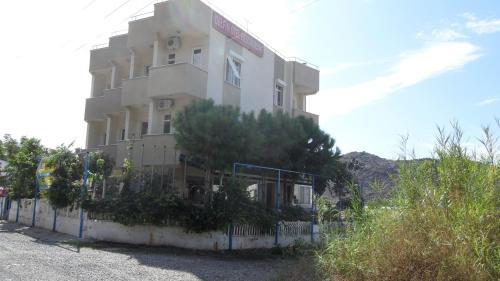 Gazipasa Delfin Hotel Gazipasa yol tarifi