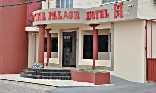 Foto de Diamantina Palace Hotel