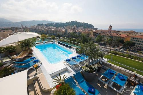 Hotel Aston La Scala - Hôtel - Nice