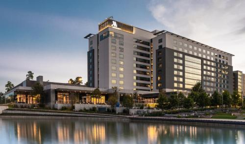 Houston Cityplace Marriott At Springwoods Village