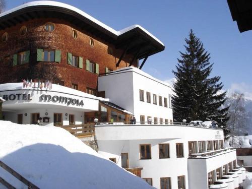 Hotel Montjola St. Anton am Arlberg