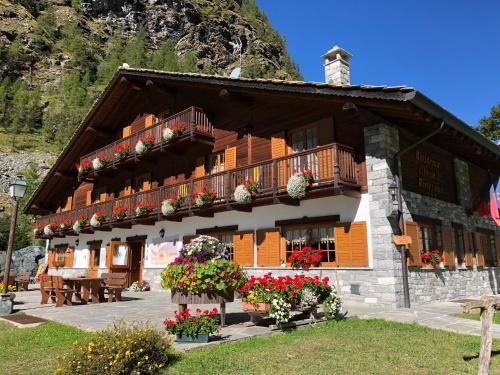 Residence Oberteil - Accommodation - Gressoney-La-Trinité