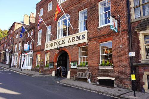 Norfolk Arms Hotel - Arundel
