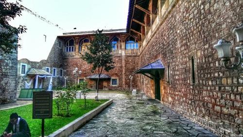 Edirne Rüstempaşa Kervansaray Hotel fiyat