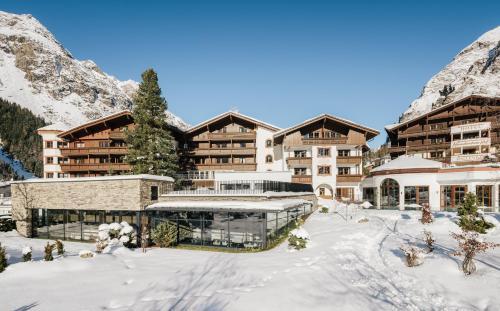 Verwöhnhotel Wildspitze St. Leonhard / Pitztal