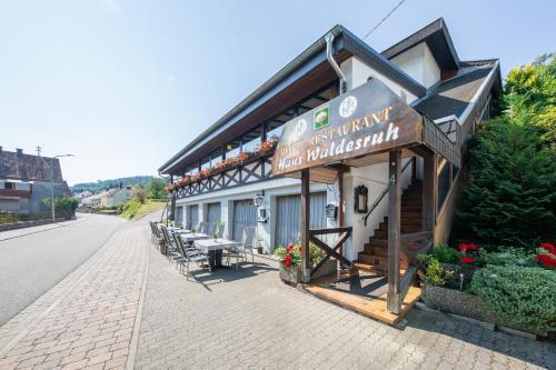 . Hotel Restaurant Haus Waldesruh