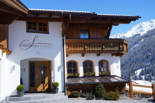 Pension Strolz St. Anton am Arlberg