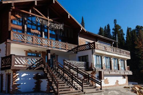 . Hotel Yeti House