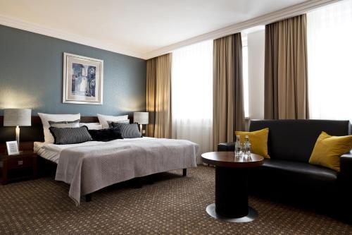 Hotel Tarnovia Pokój dwuosobowy z 1 łóżkiem podwójnym lub 2 łóżkami pojedynczymi Lux