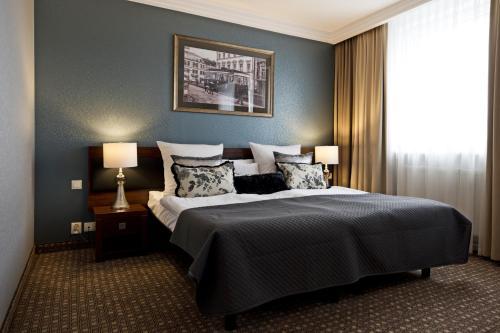 Hotel Tarnovia Pokój trzyosobowy Lux