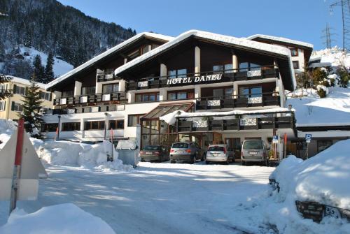 Hotel Daneu Gaschurn